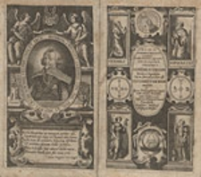 Hadriani a Mynsicht Alias Tribudenii [...] Thesaurus Et Armamentarium Medico-Chymicum [...] Cui in fine adjunctum est Testamentum Hadrianeum De Aureo Philosophorum Lapide [...].