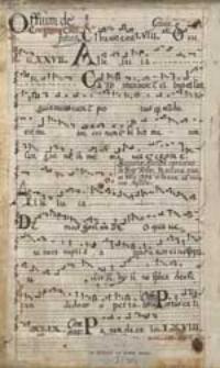 Graduale Cisterciense de tempore et de sanctis per annum