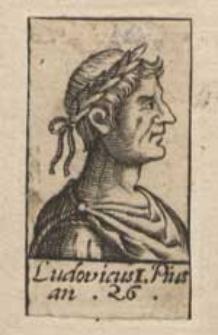 Ludovicus I Pius