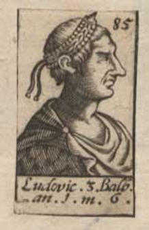 Ludovic. 3. Balb.