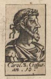 Carol. 3. Crassus.