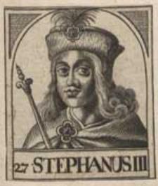 Stephanus. III.