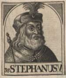 Stephanus. V.