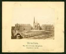 Breslau. Das Reich'sche Hospital.