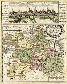Special-Carte des Fürstenthums Liegnitz in Nieder Schlesien