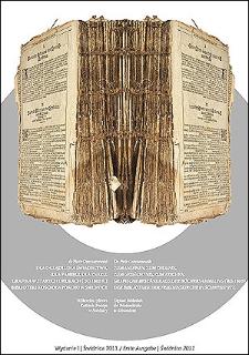 Dla oglądu, dla świadectwa, dla pamięci, dla znaku. Grafika w starych drukach (do 1800 r.) Biblioteki Kościoła Pokoju w Świdnicy