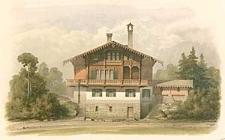 Architektonisches Skizzenbuch, 1867, Heft (V) LXXXVII, Blatt 1-6