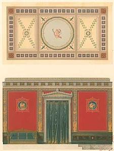 Architektonisches Skizzenbuch, 1869, Heft (V) XCIX, Blatt 1-6