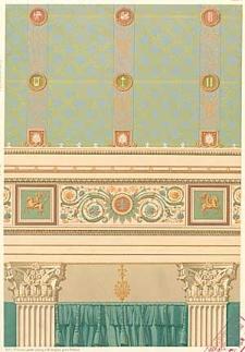Architektonisches Skizzenbuch, 1870, Heft IV, Blatt 1-6