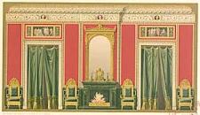 Architektonisches Skizzenbuch, 1870, Heft V, Blatt 1-6