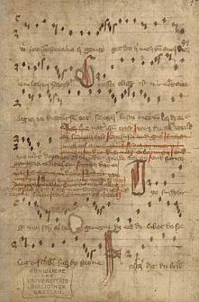 Fragment eines altdeutschen Passionspieles