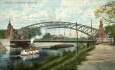 Breslau-Scheitnig, Paßbrücke