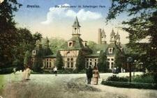 Breslau. Die Schweizerei im Scheitniger Park.
