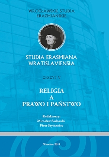 Problematyka wygaśnięcia Konkordatu zawartego między Rzeczpospolitą Polską a Stolicą Apostolską w dniu 10 lutego 1925 r.