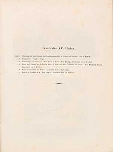 Architektonisches Skizzenbuch, 1854, Heft XV, Blatt 1-6