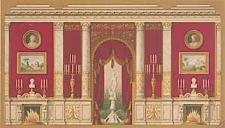 Architektonisches Skizzenbuch, 1874, Heft (I) CXXIV, Blatt 1-6