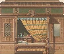 Architektonisches Skizzenbuch, 1876, Heft (I) CXXXVI, Blatt 1-6