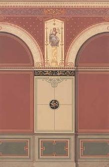 Architektonisches Skizzenbuch, 1877, Heft (IV) CXLV, Blatt 1-6