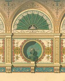 Architektonisches Skizzenbuch, 1880, Heft (VI) CLXV, Blatt 1-6