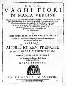 Melodia epithalamii in honorem nuptiarum [...] Martini Henrici [...] et Barbarae [...]