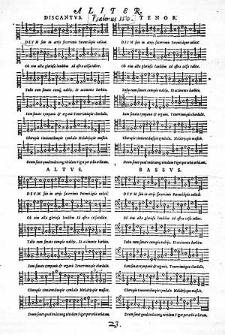 """Psalmus 150 [inc.:] """" Deum suis in atrijs sacerrimis potentiaque coelica"""". Aliter."""