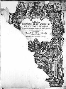 Patrocinium musices. In natalem Domini Iesu Christi [...] mutetum quingue vocum & Missa ad eius imitationem composita