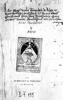 Commentarius in I librum Sententiarum Petri Lombardi
