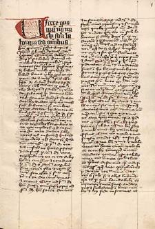 Postilla super epistolas dominicales ; Speculum clericorum ; De erroribus et moribus christianorum