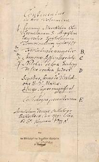 Expositiones epistolarum dominicalium ; Tractatus de discretione spirituum ; Sermones