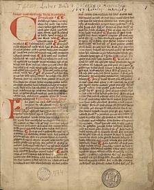Sermones dominicales per Quadragesimam. Tabula brevi postposita ; Speculum humanae salvationis. Tabula praeposita [et alii textus]