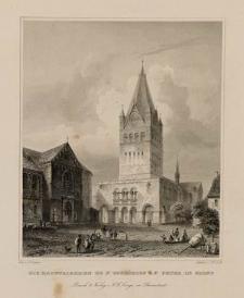 Die Hauptkirchen zu St. Patroclus u. St. Peter in Soest