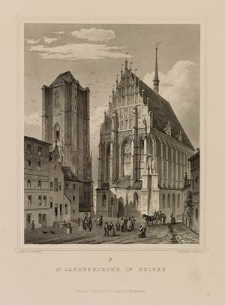 St. Jacobskirche in Neisse