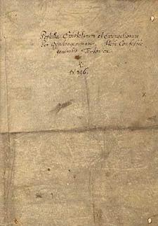 Quadragesimale super epistolas ; Quadragesimale super evangelia ; Confessio ; Glossa super decem praecepta [et alii textus]