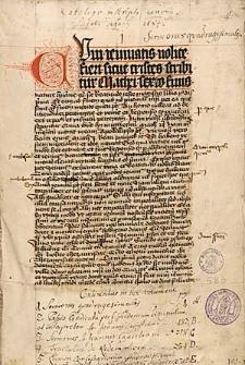 Sermones quadragesimales ; Passio [et alii textus]