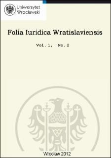 Prawna ingerencja w zdrowie i życie ludzkie na przykładzie Polski i Stanów Zjednoczonych Ameryki. Uwagi na tle prawnej kontroli korzystania z broni palnej