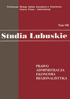 Regionalna izba obrachunkowa - audytor zewnętrzny samorządu terytorialnego w Polsce?
