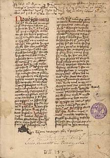 Sermones 4 de beata Maria virgine ; Gesta et predicaciones Cristi Jesu ; De novo sacerdote sermones [et alii textus]