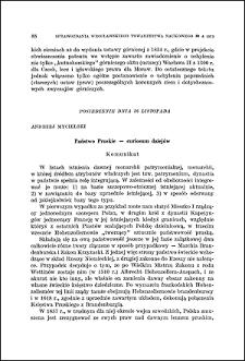 Państwo pruskie - curiosum dziejów