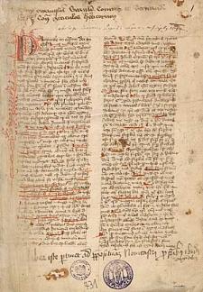 Sermones super evangelia ; Secundus prologus postillae ; Sermones magistrales [et alii textus]
