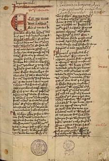 Sermones de tempore ab adventu usque ad passionem et de festis Mariae