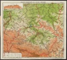 P. Baron's Heimatkarte des Kreises Hirschberg