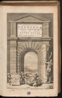 Theatrum orbis terrarum sive Novus Atlas. T. 6. Novus Atlas Sinensis a Martino Martinio S.I. descriptus