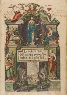 [Civitates orbis terrarum.] Contrafactur und Beschreibung von den vornembsten Stetten der Welt. Liber tertius