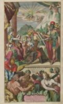 Atlas nouveau a l'usage de Monseigneur le duc de Bourgogne, contenant les cartes geographiques de toutes les parties du monde [...] reveués, corrigées et enrichies des decouvertes des nouveaux Geographes de l'Academie Royale des Sciences [...] par [...] Sanson D'Abbevile. T. 2.