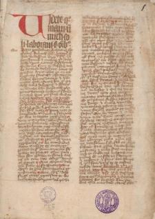 Postilla super epistolas dominicales ; Tractatus de vita christiana ; Sermo de divisione apostolorum