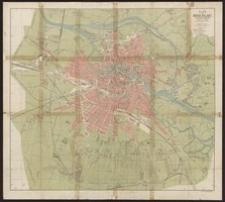 Plan von Breslau und dessen Vororten