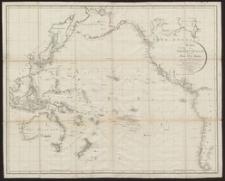 Karte des Grossen Oceans gewöhnlich das Süd Meer gennant, nebst allen neuen Entdeckungen in Australien. Auf das geanuste entworfen im Jahre 1809 von D.F. Sotzmann