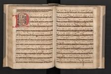 Formula novitiorum ; De corpore Christi ; Passio Christi