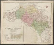 Carte nouvelle des Royaumes de Galizie et Lodomerie avec le District de Bukowine