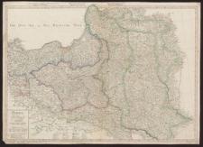 Polen nach dem Frieden von Wien 1809 den 14 Oct. begränzt
